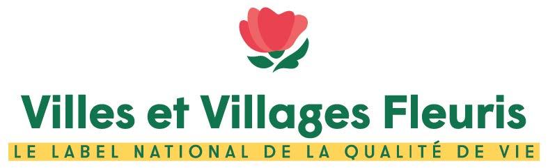 Logo Label Ville fleurie
