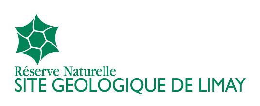 Logo de la réserve naturelle du site géologique de Limay