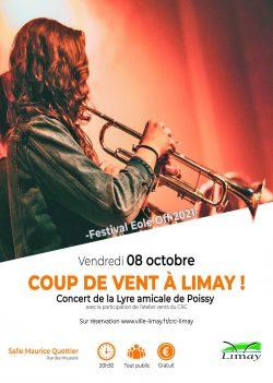 Concert de la Lyre amicale de Poissy