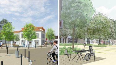 Réunions Publiques : le secteur de la gare et le centre-ville