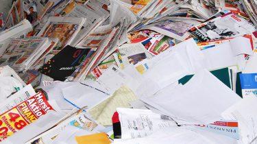 Réduisez vos déchets – «STOP PUB»