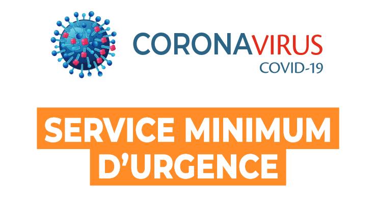 Service Minimum d'urgence